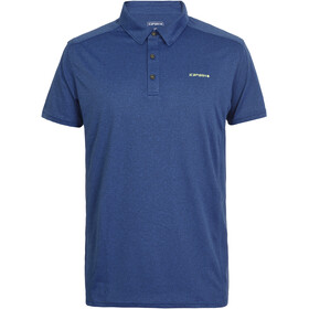 Icepeak Bangor Polo Shirt Men royal blue